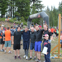 Tough Mudder Whistler, 2013